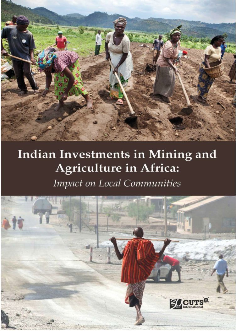 Indian Investments in Mining and Agriculture in Africa | Heinrich