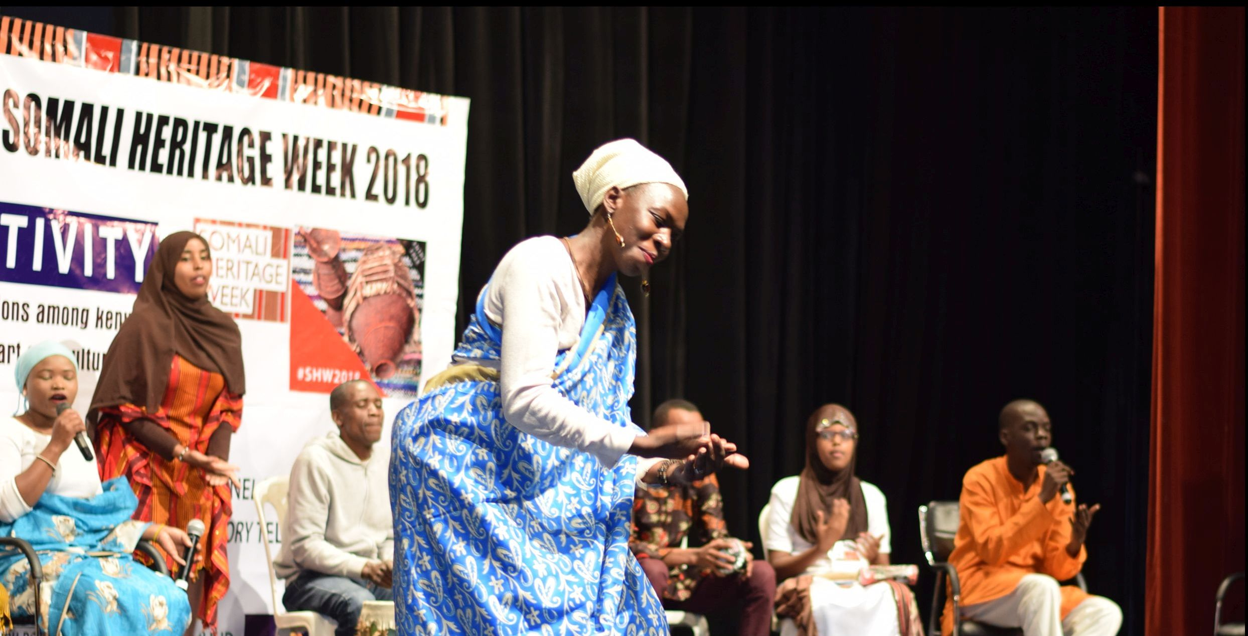 Highlights From The Somali Heritage Week 2018 Heinrich